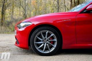 Fotos prueba Video prueba Alfa Romeo Giulia Veloce Q4 Diesel Foto 22