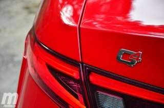 Fotos prueba Video prueba Alfa Romeo Giulia Veloce Q4 Diesel Foto 26