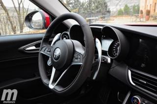 Fotos prueba Video prueba Alfa Romeo Giulia Veloce Q4 Diesel Foto 32
