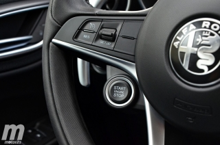 Fotos prueba Video prueba Alfa Romeo Giulia Veloce Q4 Diesel Foto 34