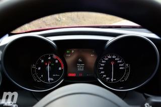 Fotos prueba Video prueba Alfa Romeo Giulia Veloce Q4 Diesel Foto 35