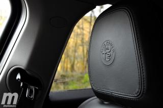 Fotos prueba Video prueba Alfa Romeo Giulia Veloce Q4 Diesel Foto 42