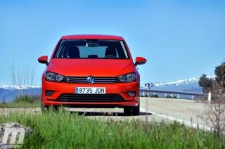 Fotos prueba Volkswagen Golf Sportsvan 1.6 TDI DSG Foto 5