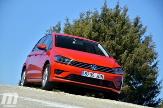Fotos prueba Volkswagen Golf Sportsvan 1.6 TDI DSG Foto 8