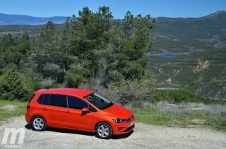 Fotos prueba Volkswagen Golf Sportsvan 1.6 TDI DSG Foto 9