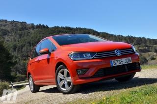 Fotos prueba Volkswagen Golf Sportsvan 1.6 TDI DSG Foto 11
