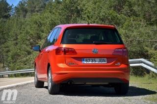 Fotos prueba Volkswagen Golf Sportsvan 1.6 TDI DSG Foto 12