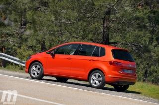 Fotos prueba Volkswagen Golf Sportsvan 1.6 TDI DSG Foto 13