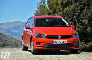 Fotos prueba Volkswagen Golf Sportsvan 1.6 TDI DSG Foto 15