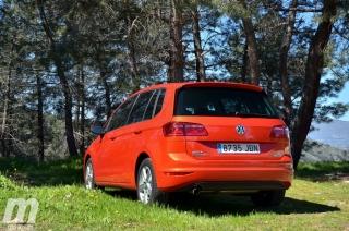 Fotos prueba Volkswagen Golf Sportsvan 1.6 TDI DSG Foto 16