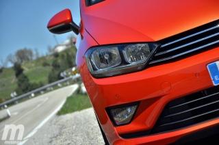 Fotos prueba Volkswagen Golf Sportsvan 1.6 TDI DSG Foto 21