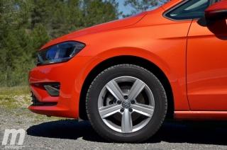 Fotos prueba Volkswagen Golf Sportsvan 1.6 TDI DSG Foto 23
