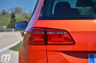 Fotos prueba Volkswagen Golf Sportsvan 1.6 TDI DSG Foto 25