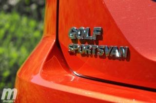 Fotos prueba Volkswagen Golf Sportsvan 1.6 TDI DSG Foto 26
