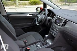 Fotos prueba Volkswagen Golf Sportsvan 1.6 TDI DSG Foto 31