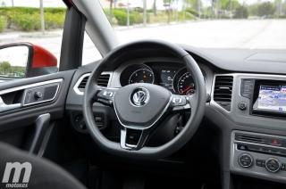 Fotos prueba Volkswagen Golf Sportsvan 1.6 TDI DSG Foto 34