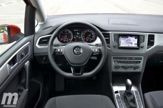 Fotos prueba Volkswagen Golf Sportsvan 1.6 TDI DSG Foto 35