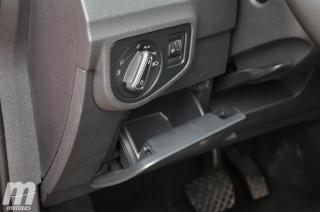 Fotos prueba Volkswagen Golf Sportsvan 1.6 TDI DSG Foto 41
