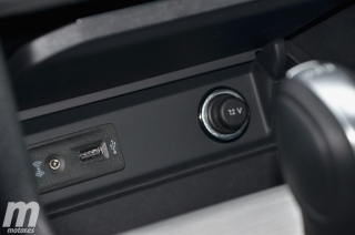 Fotos prueba Volkswagen Golf Sportsvan 1.6 TDI DSG Foto 51