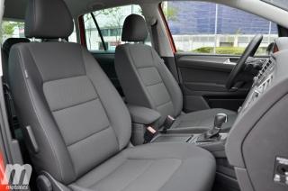 Fotos prueba Volkswagen Golf Sportsvan 1.6 TDI DSG Foto 54