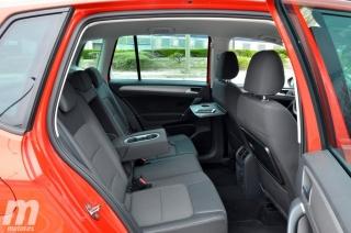 Fotos prueba Volkswagen Golf Sportsvan 1.6 TDI DSG Foto 57