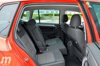 Fotos prueba Volkswagen Golf Sportsvan 1.6 TDI DSG Foto 58
