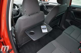 Fotos prueba Volkswagen Golf Sportsvan 1.6 TDI DSG Foto 59