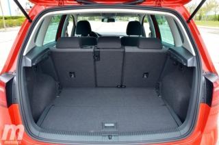 Fotos prueba Volkswagen Golf Sportsvan 1.6 TDI DSG Foto 61