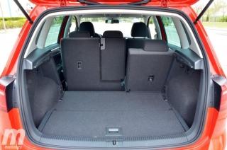 Fotos prueba Volkswagen Golf Sportsvan 1.6 TDI DSG Foto 63