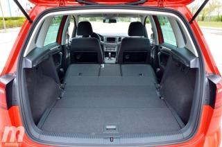 Fotos prueba Volkswagen Golf Sportsvan 1.6 TDI DSG Foto 64