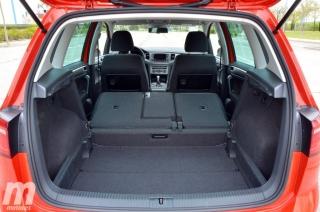 Fotos prueba Volkswagen Golf Sportsvan 1.6 TDI DSG Foto 65