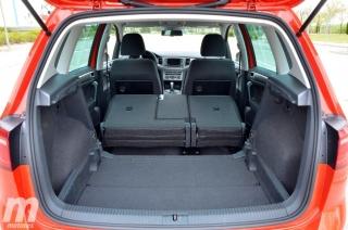 Fotos prueba Volkswagen Golf Sportsvan 1.6 TDI DSG Foto 66