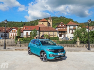 Fotos prueba Volkswagen T-Cross 2019 Foto 6