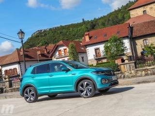 Fotos prueba Volkswagen T-Cross 2019 Foto 5