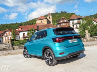 Fotos prueba Volkswagen T-Cross 2019 - Foto 1