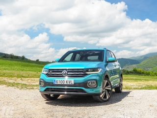 Fotos prueba Volkswagen T-Cross 2019 Foto 3