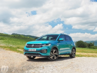 Fotos prueba Volkswagen T-Cross 2019 Foto 7