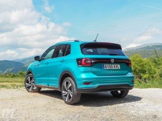 Fotos prueba Volkswagen T-Cross 2019 Foto 8