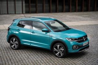 Fotos prueba Volkswagen T-Cross 2019 Foto 13
