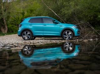 Fotos prueba Volkswagen T-Cross 2019 Foto 17