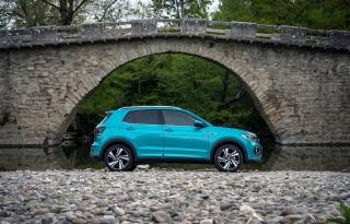 Fotos prueba Volkswagen T-Cross 2019 Foto 19