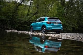 Fotos prueba Volkswagen T-Cross 2019 Foto 20