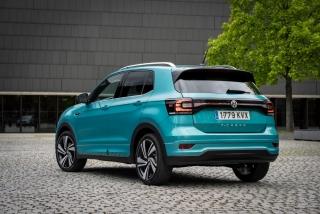 Fotos prueba Volkswagen T-Cross 2019 Foto 23