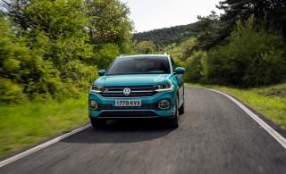 Fotos prueba Volkswagen T-Cross 2019 Foto 25