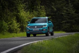 Fotos prueba Volkswagen T-Cross 2019 Foto 26