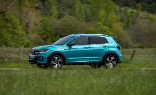 Fotos prueba Volkswagen T-Cross 2019 Foto 27