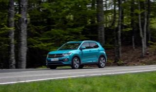 Fotos prueba Volkswagen T-Cross 2019 Foto 30
