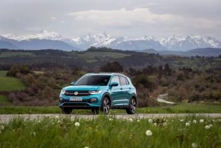 Fotos prueba Volkswagen T-Cross 2019 Foto 32