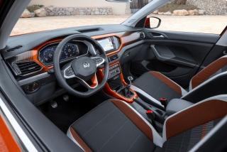 Fotos prueba Volkswagen T-Cross 2019 Foto 39