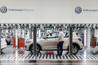 Fotos prueba Volkswagen T-Cross 2019 Foto 59